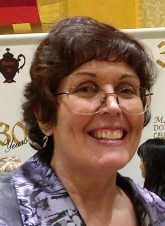 Author photo 2018