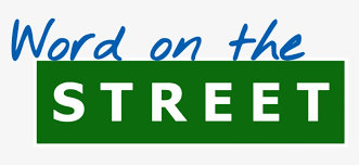 Word On The Street Png PNG Image | Transparent PNG Free Download on SeekPNG